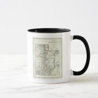 Territory of Utah 2 Mug