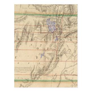 Territory of Utah Postcard