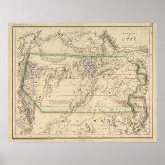 Territory of Utah Poster