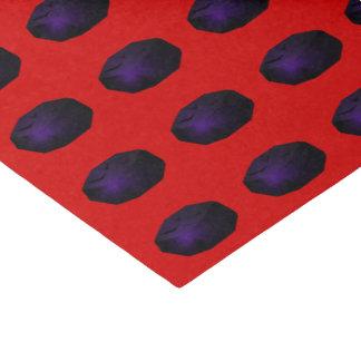 Terrón del papel seda del carbón papel de seda pequeño