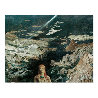 Terror Antiquus, 1908 by Leon Bakst Postcard