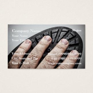 Terror Business Card