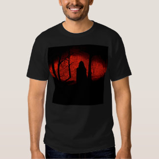 Terror cell dark woods design T-Shirt