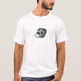 Terror Face Meme T-Shirt