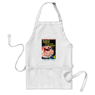 Terror From the Year 5000 Adult Apron