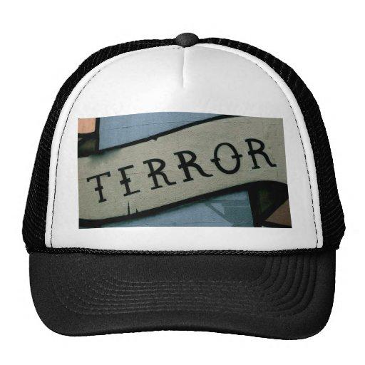 Terror Graffiti Trucker Hat