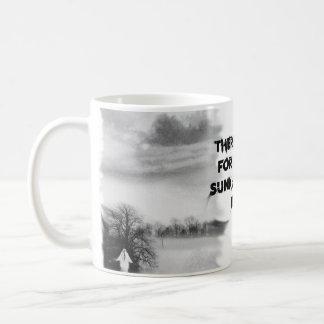 Terror in the Sky Coffee Mug