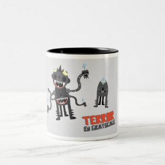 Terror! in your mug