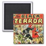 Terror negro cómico iman
