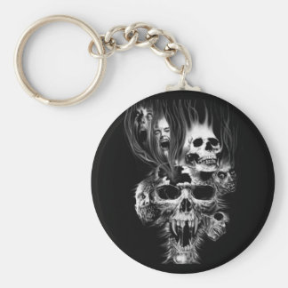 Terror of Halloween - Keychain