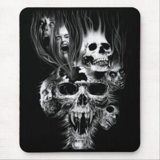 Terror of Halloween - Mouse Pad
