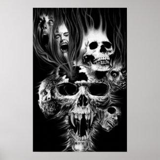 Terror of Halloween - Print