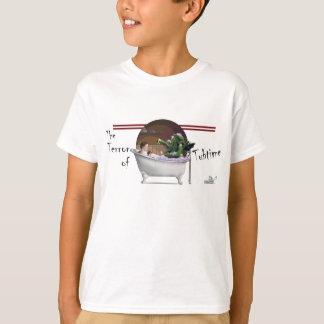 Terror of Tubtime T-shirt