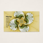 Terror Power - Fractal Art Business Card