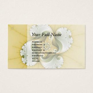 Terror Power - Fractal Art Business Card