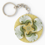 Terror Power - Fractal Art Keychain