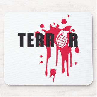 TERROR MOUSEPADS