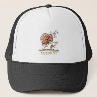 Terrorcatta emperor's new clothes, tony fernandes trucker hat