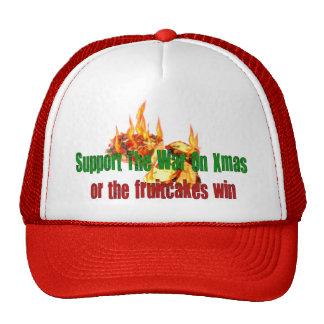 Terrorist Fruitcake Trucker Hat