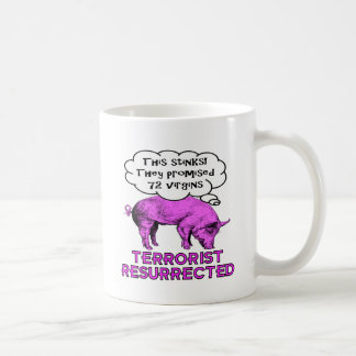 Terrorist Resurrected Pig Coffee Mug