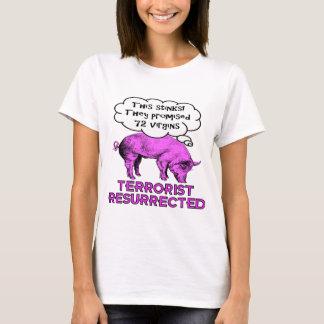Terrorist Resurrected Pig T-Shirt