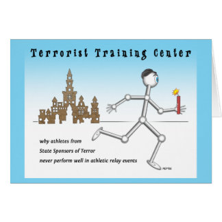 Terrorist Training Center Card