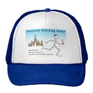 Terrorist Training Center Hats