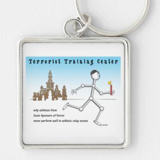 Terrorist Training Center Keychain