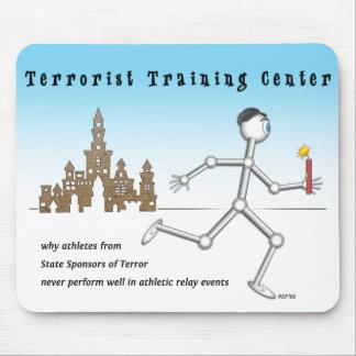 Terrorist Training Center Mouse Pad