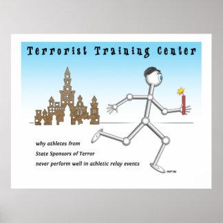 Terrorist Training Center Poster