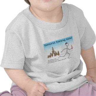 Terrorist Training Center Shirt