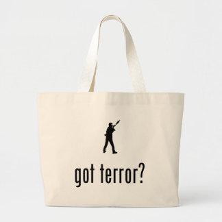 Terrorista Bolsas De Mano