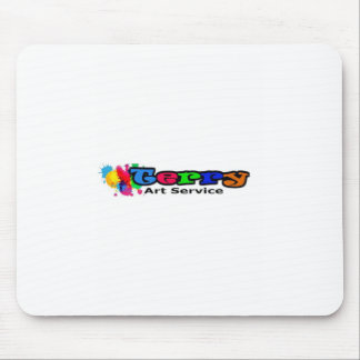 Terry Art Service Mouse Pad