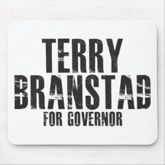 Terry Branstad For Governor 2010 Mouse Pad