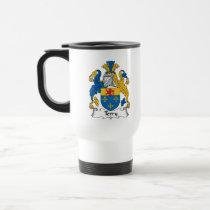 Terry Family Crest Mug