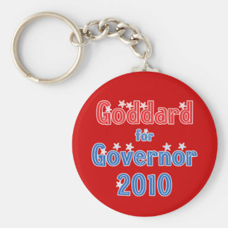Terry Goddard for Governor 2010 Star Design Keychain