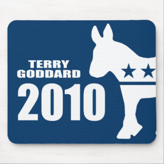 TERRY GODDARD FOR GOVERNOR MOUSE PAD
