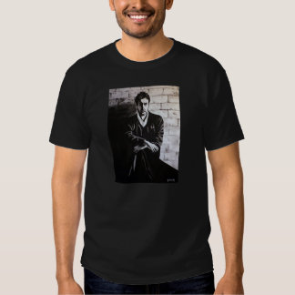Terry Hall (The Specials) Mono Painting Tee