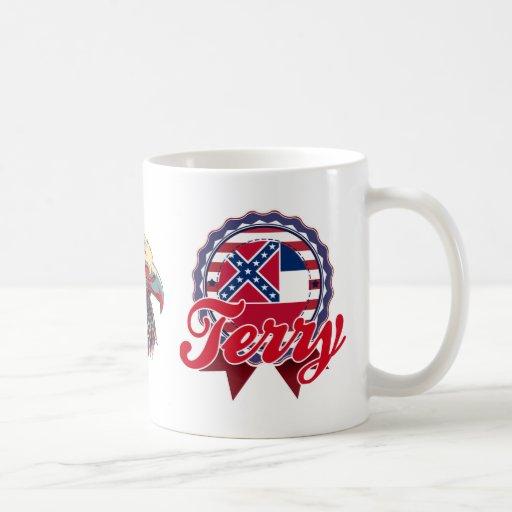 Terry, ms taza de café