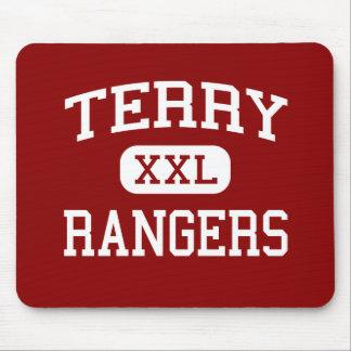Terry - Rangers - High School - Rosenberg Texas Mouse Pad