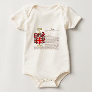 Terry (significado) mameluco de bebé