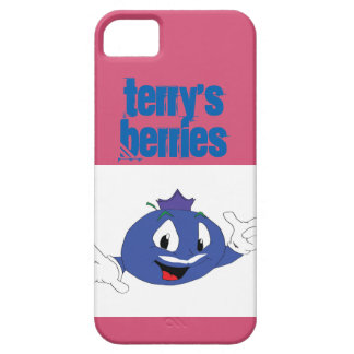 Terry's Berries iPhone 5 case. iPhone SE/5/5s Case