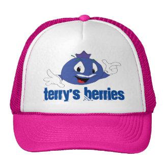 Terry's Berries Trucker Snap Back. Trucker Hat