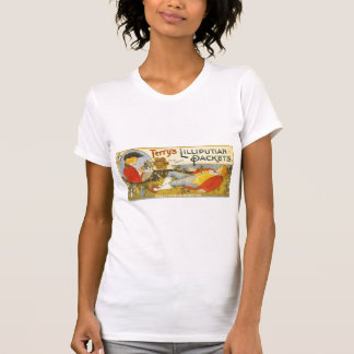 Terry's Lilliputian Packets Vintage Labels Tshirt