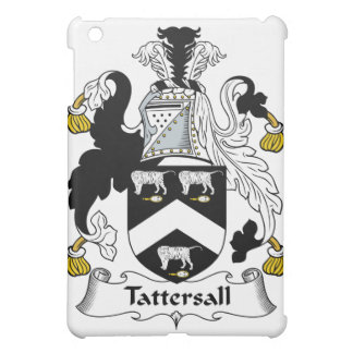 Tersall Family Crest iPad Mini Covers