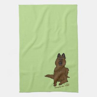 Tervueren - Simply the best! Kitchen Towel
