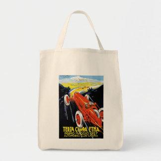 Terza Coppa Etna Tote Bags