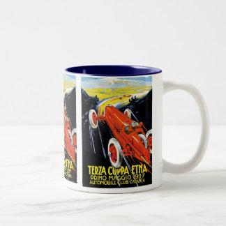 Terza Coppa Etna Two-Tone Coffee Mug