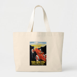 Terza Cuppa Etna 1927 Canvas Bags