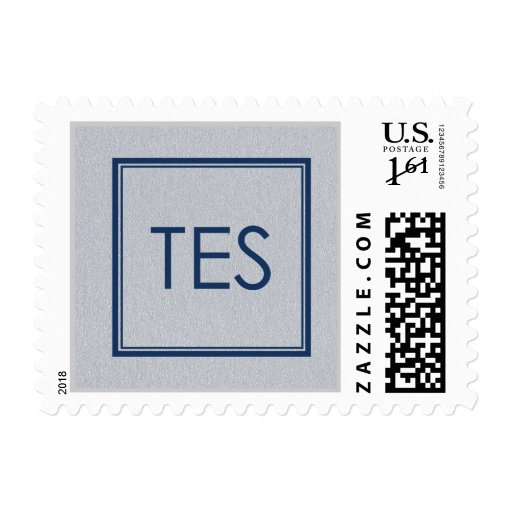 TES initial stamp